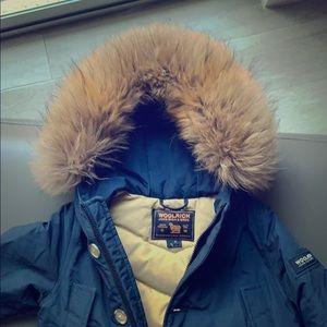 Woolrich kids Arctic Parka 4T